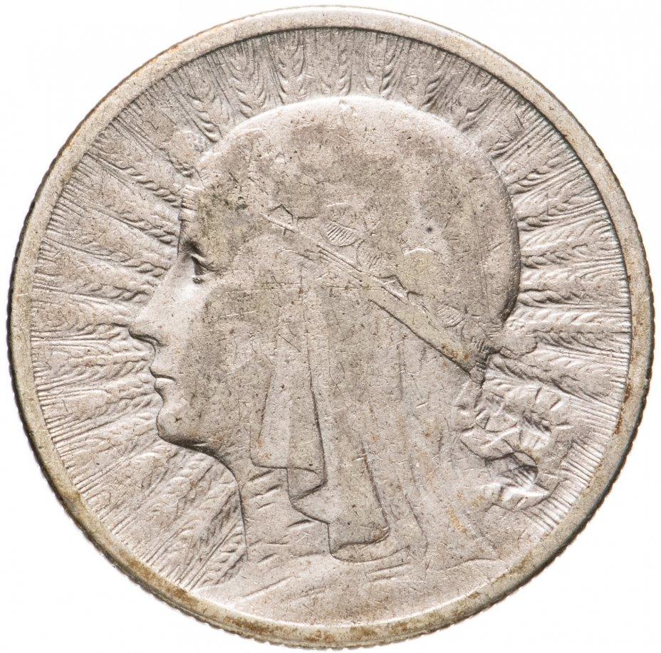 купить Польша 2 злотых 1933
