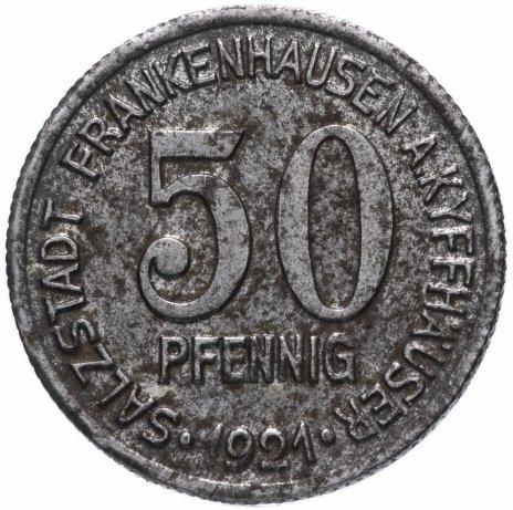 купить Германия (Бад-Франкенхаузен-Кифхойзер, Тюрингия) 50 пфеннигов 1921 нотгельд