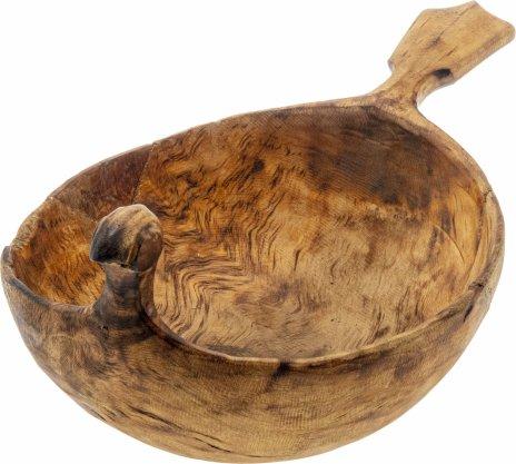 купить Скобкарь деревянный в виде птицы, Архангельская область, Российская Империя, 1870-1920 гг.