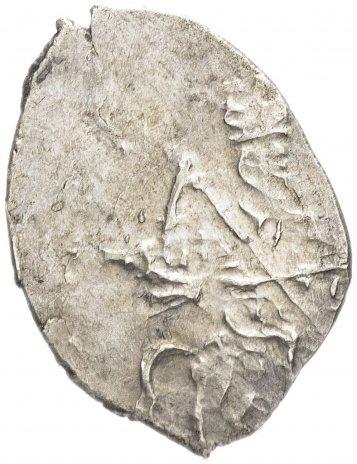 купить Совместное правление Ивана V и Петра I с именем Петра, Копейка чекан Москвы.