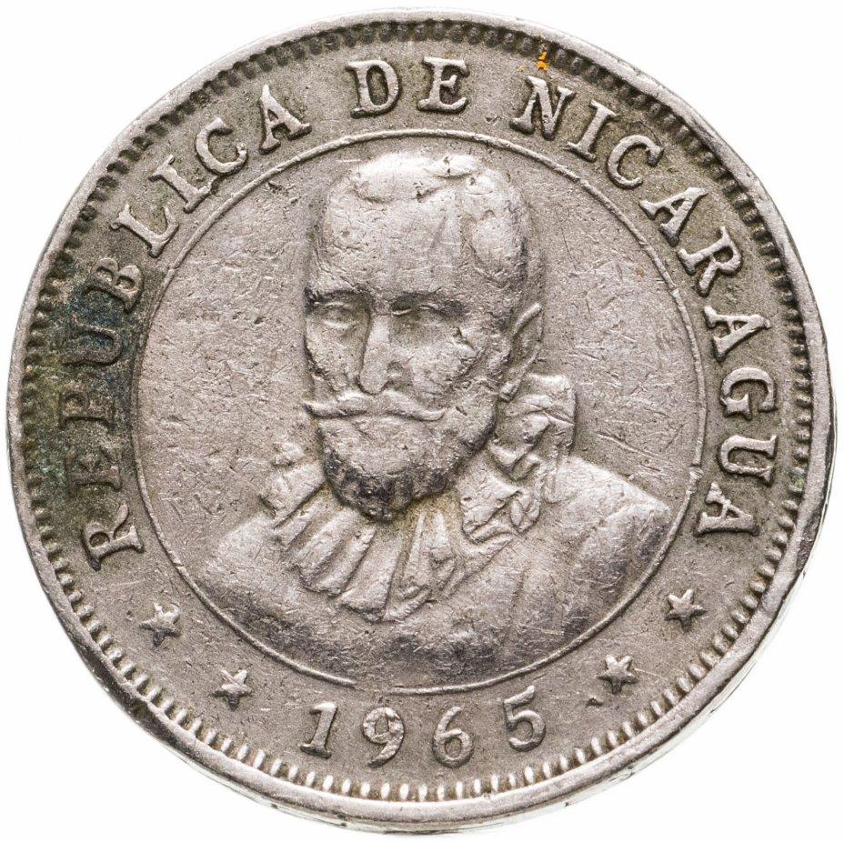 купить Никарагуа 10 сентаво (centavos) 1965
