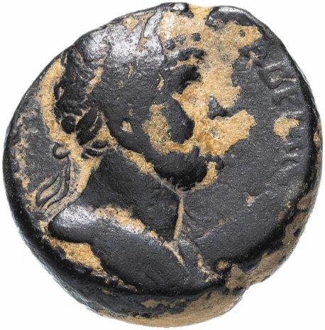 купить Римская империя, провинция Сирия, Адриан, 117-138 годы, (дупондий) Халкида