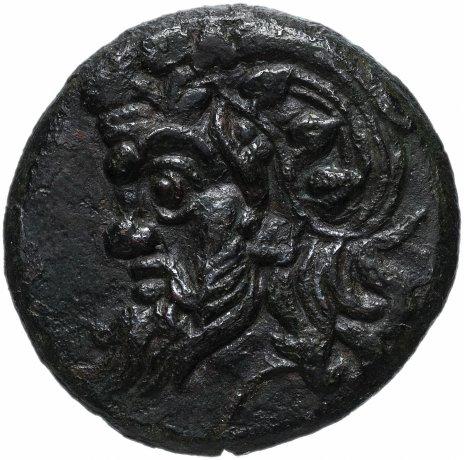 купить Боспор Киммерийский, Пантикапей, 340-325 годы до Р.Х., АЕ25.