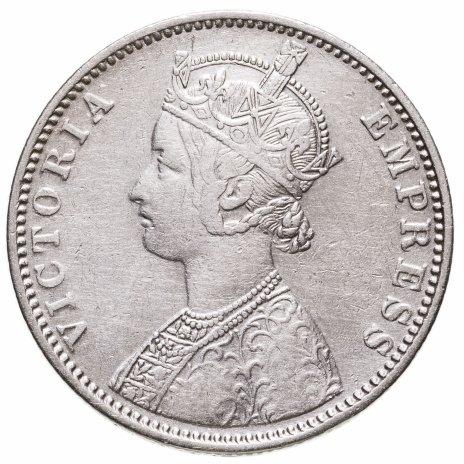 купить Индия (Британская) 1 рупия (rupee) 1901