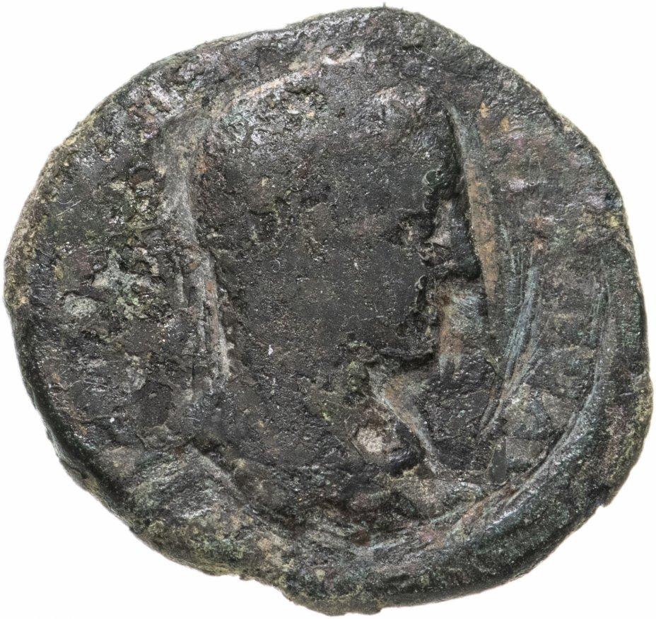 купить Римская империя, Фракия г.Деултум, Александр Север, 222-235 годы, Тетассарий.(Асклепий)