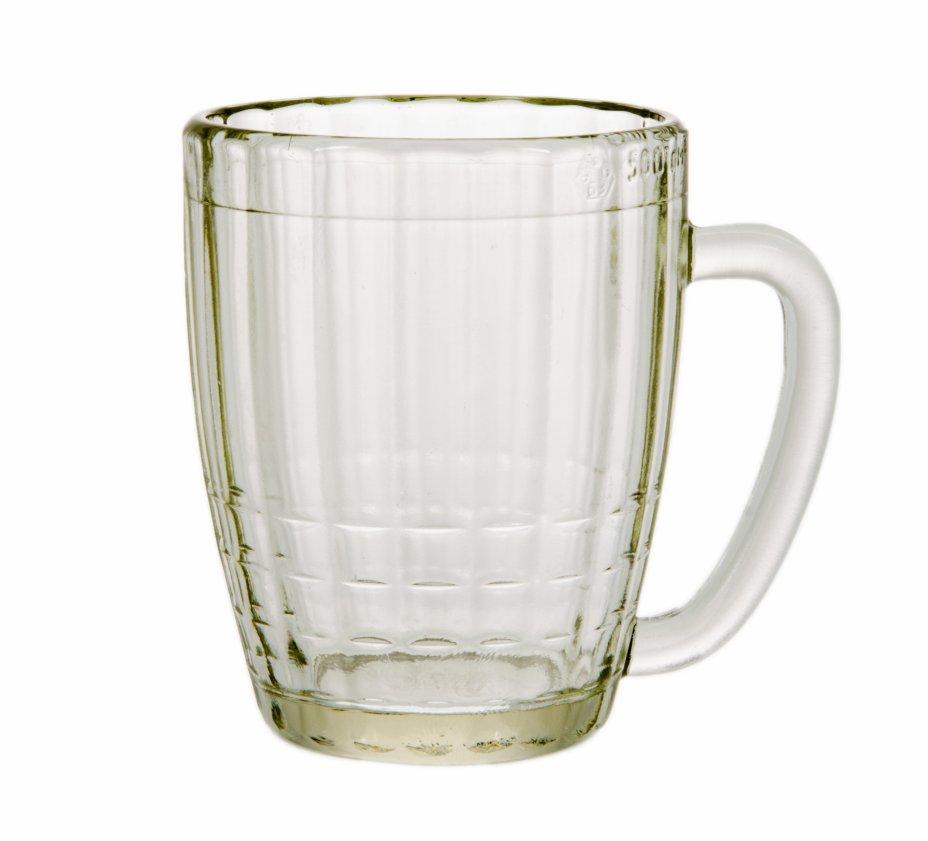 купить Кружка пивная, стекло, Уршельский стекольный завод, СССР, 1973-1983 гг.