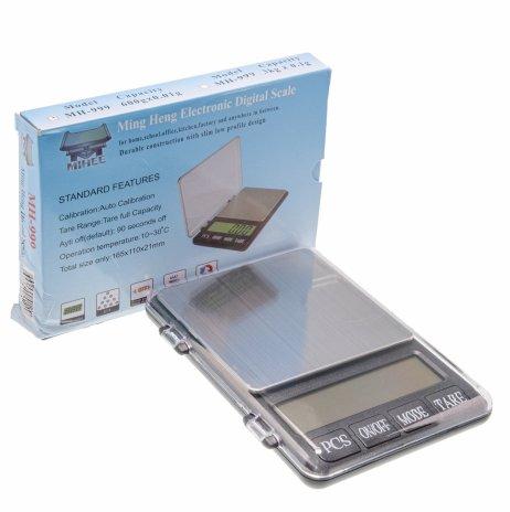 купить Весы ювелирные электронные 600 г/0,01 г MH-999