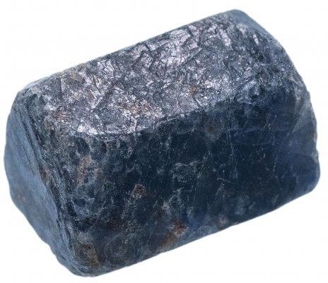 купить Корунд синий, кристалл 0,5х1 см (Мадагаскар)
