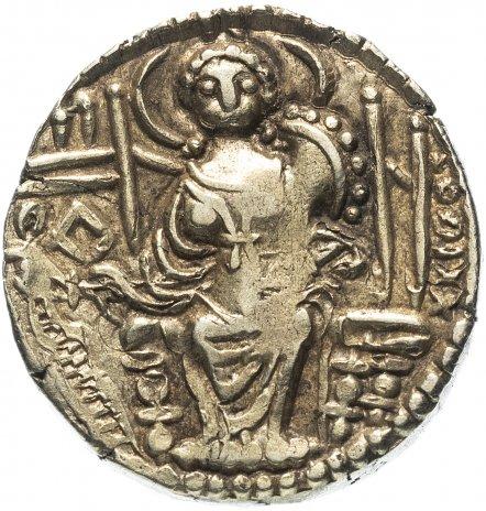 купить Кушанская империя, Кипанадха, конец IV века, динар.