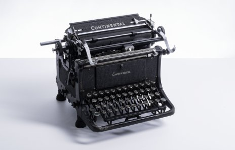 """купить Печатная машинка """"Continental"""", металл, Западная Европа, 1940-1960 гг."""