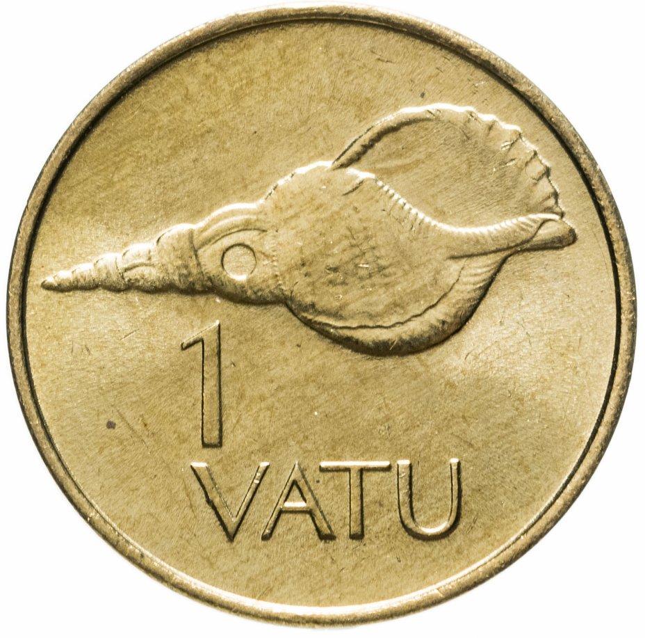 купить Вануату 1 вату (vatu) 1983