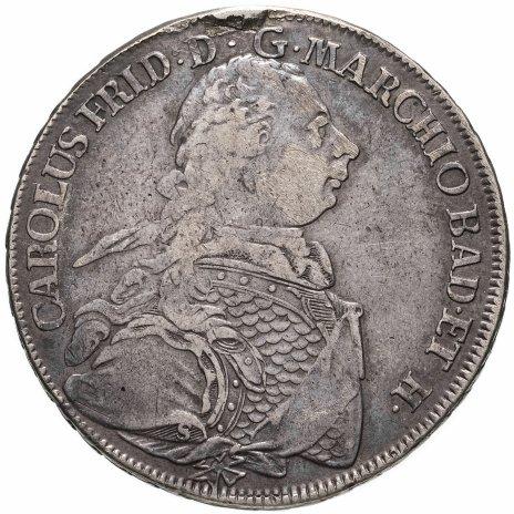 купить Маркграфство Баден 1 талер 1766