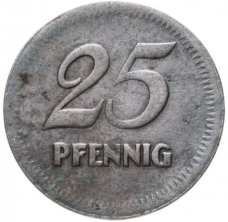 купить Германия (Мюнстер) нотгельд  25 пфеннигов 1917