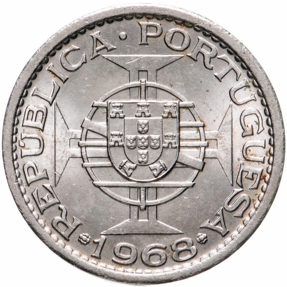 купить Португальский Макао 1 патака (pataca) 1968
