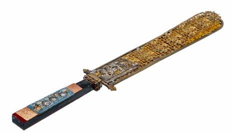 купить Нож для бумаг в технике филигрань
