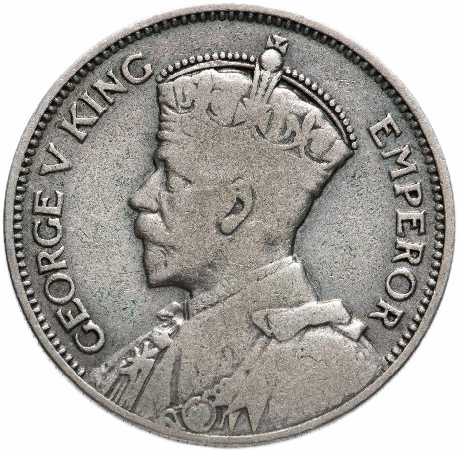 купить Новая Зеландия 1 шиллинг (shilling) 1935