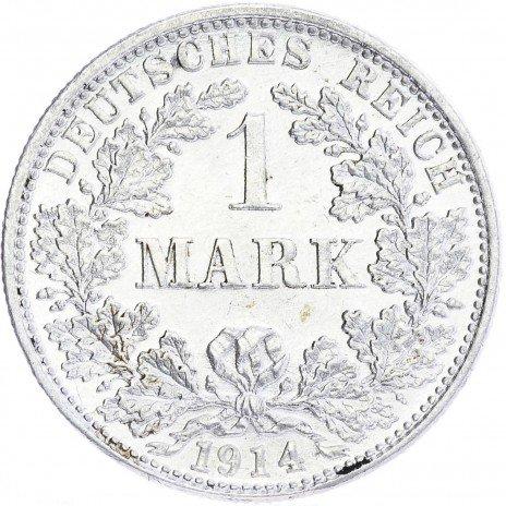 купить Германия 1 марка 1914