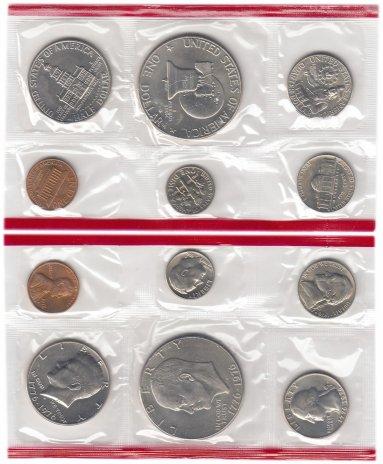 купить США годовой набор 1976 D (6 монет)