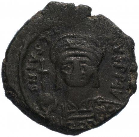 купить Византия, Юстин II 565-578 гг полуфоллис (20 нуммий)
