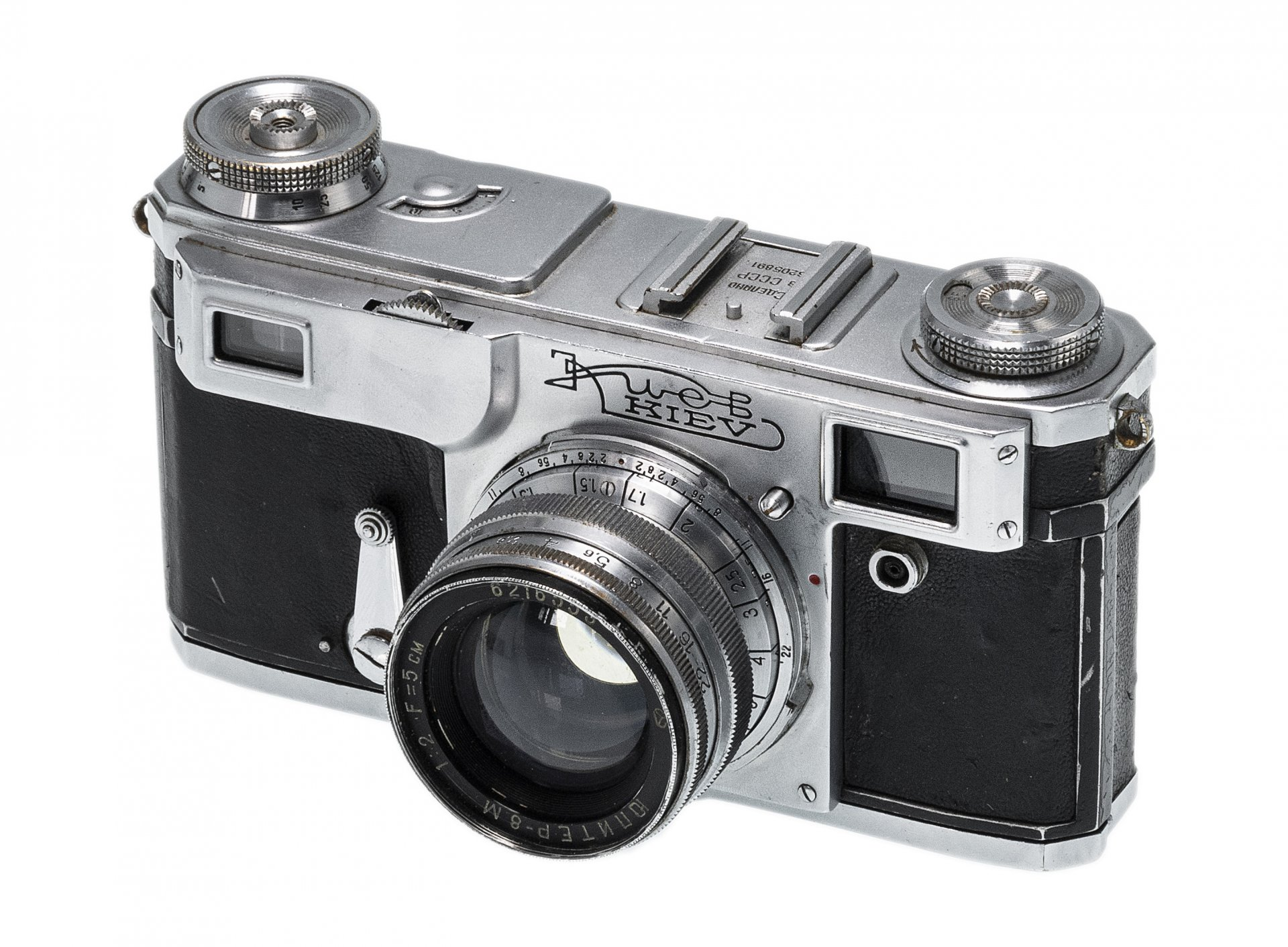 фотоаппарат киев дата выпуска
