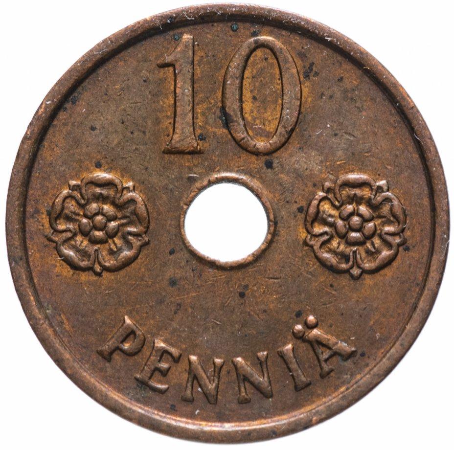 купить Финляндия 10 пенни 1943