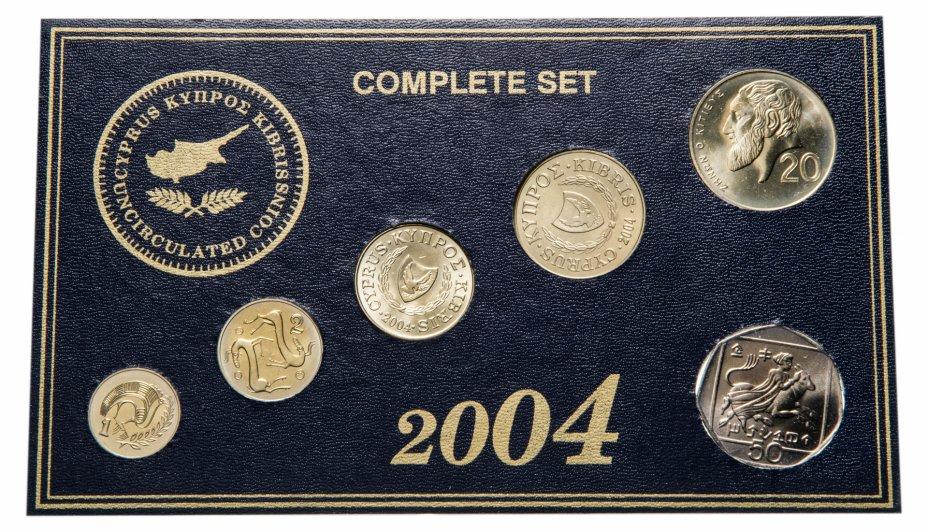 купить Кипр набор из 6 монет 2004