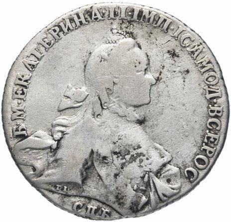 купить 1 рубль 1763 СПБ-TI-ЯI