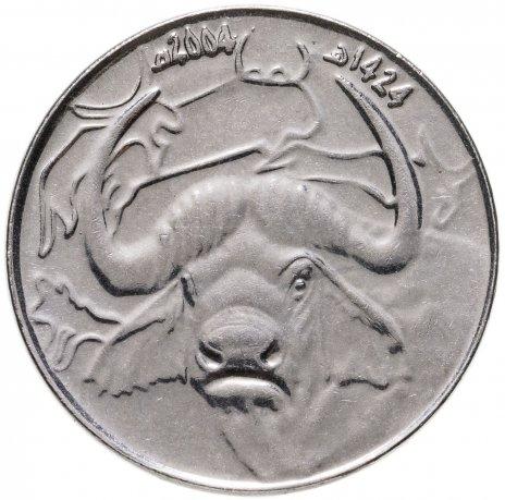 купить Алжир 1 динар 2004