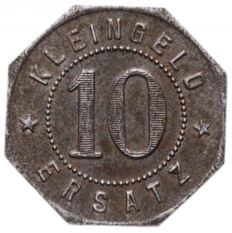 купить Германия, Лойткирх 10 пфеннигов 1918
