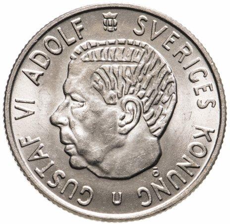 купить Швеция 2кроны (kronor) 1971