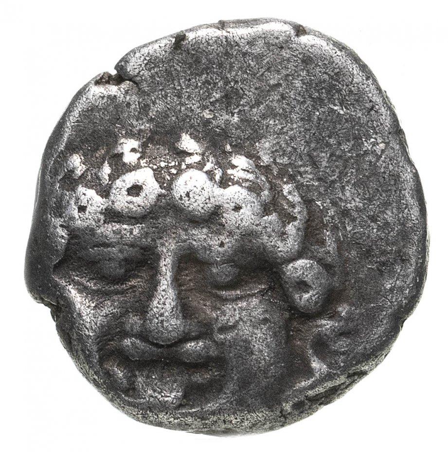 купить Фракия, Аполлония Понтийская, 450-400 годы до Р.Х., драхма. (Креветка,Медуза)