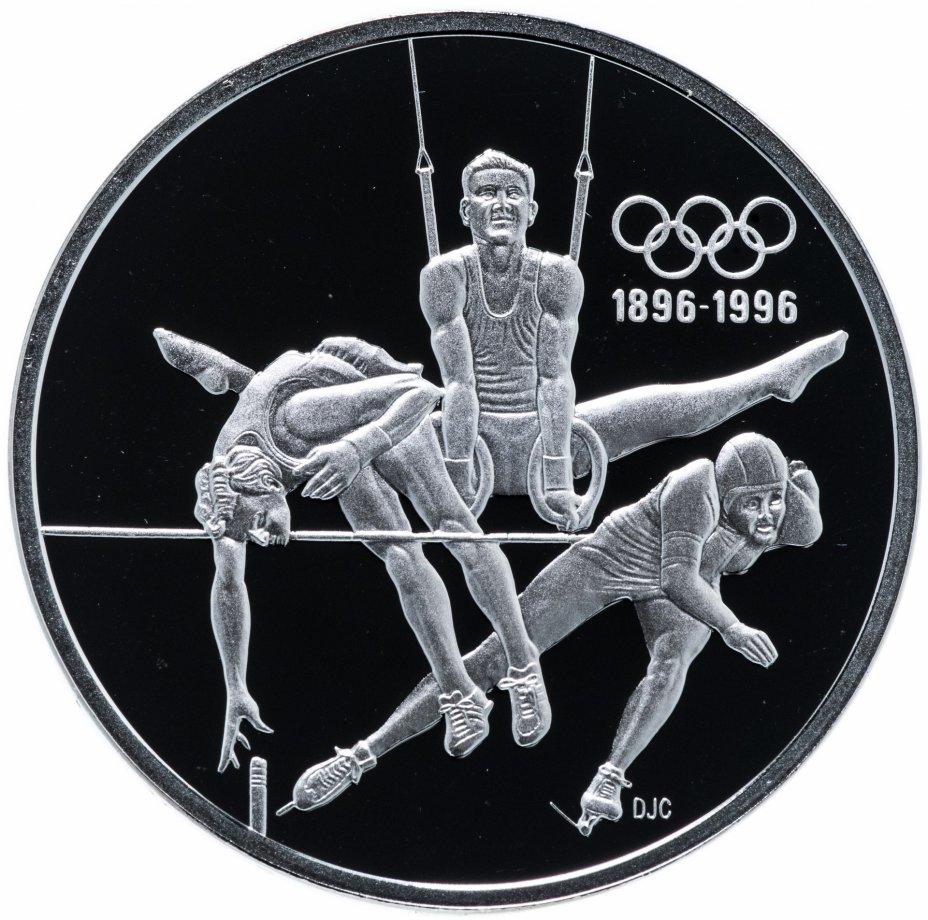"""купить Канада 15 долларов 1992 """"100 лет Олимпийским играм: Спортсмены"""""""