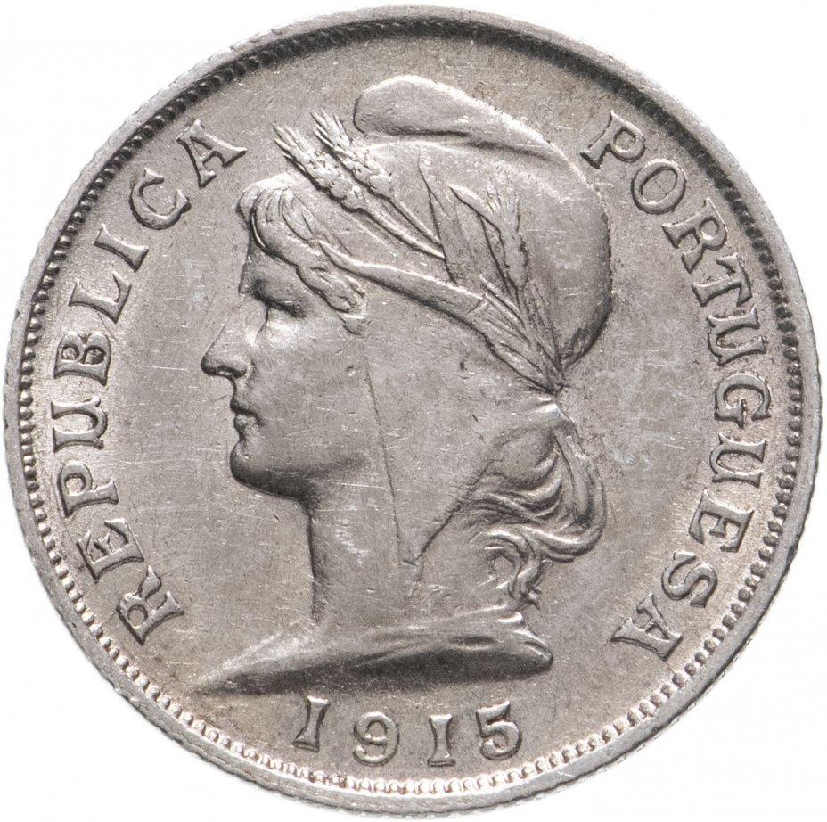купить Португалия 10 сентаво (centavos) 1915
