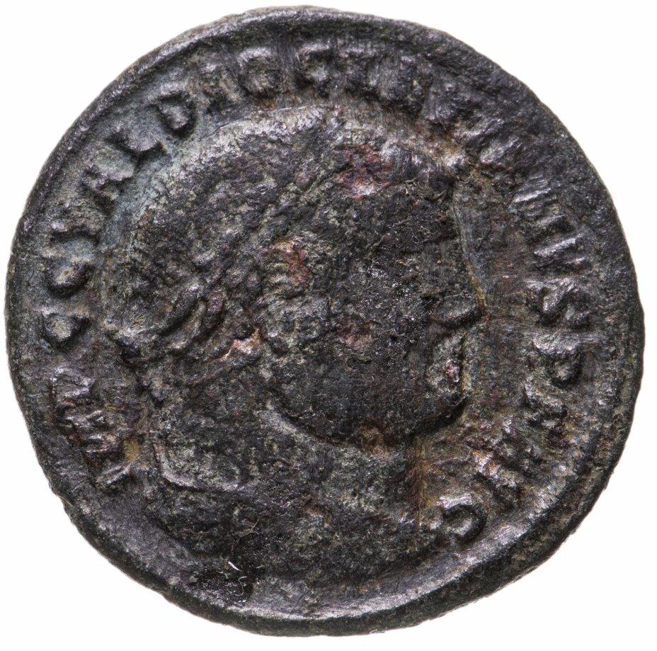 купить Римская империя,  Диоклетиан, 284-305 годы, Нуммий. (Гераклея Фракийская)