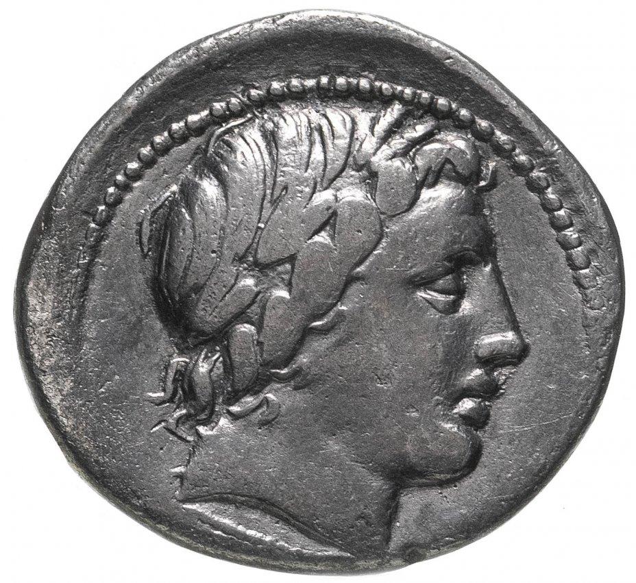 купить Римская республика, Гаргилий, Огульний и Вергилий, 86 год до Р.Х., Денарий.