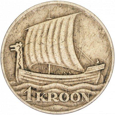 купить Эстония 1 крона 1934
