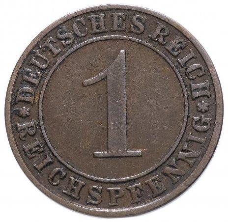 """купить Германия 1 рейх пфенниг 1930 """"А"""""""