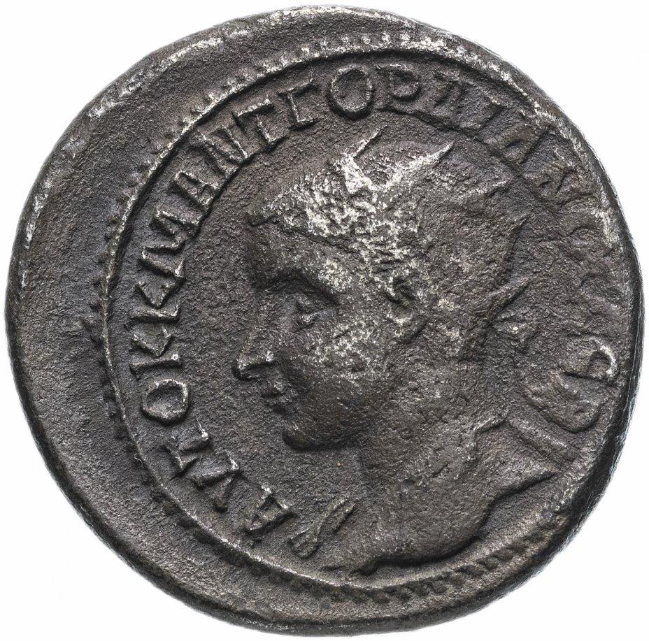 купить Римская империя, Гордиан III, 238-244 годы, антиохийская тетрадрахма.