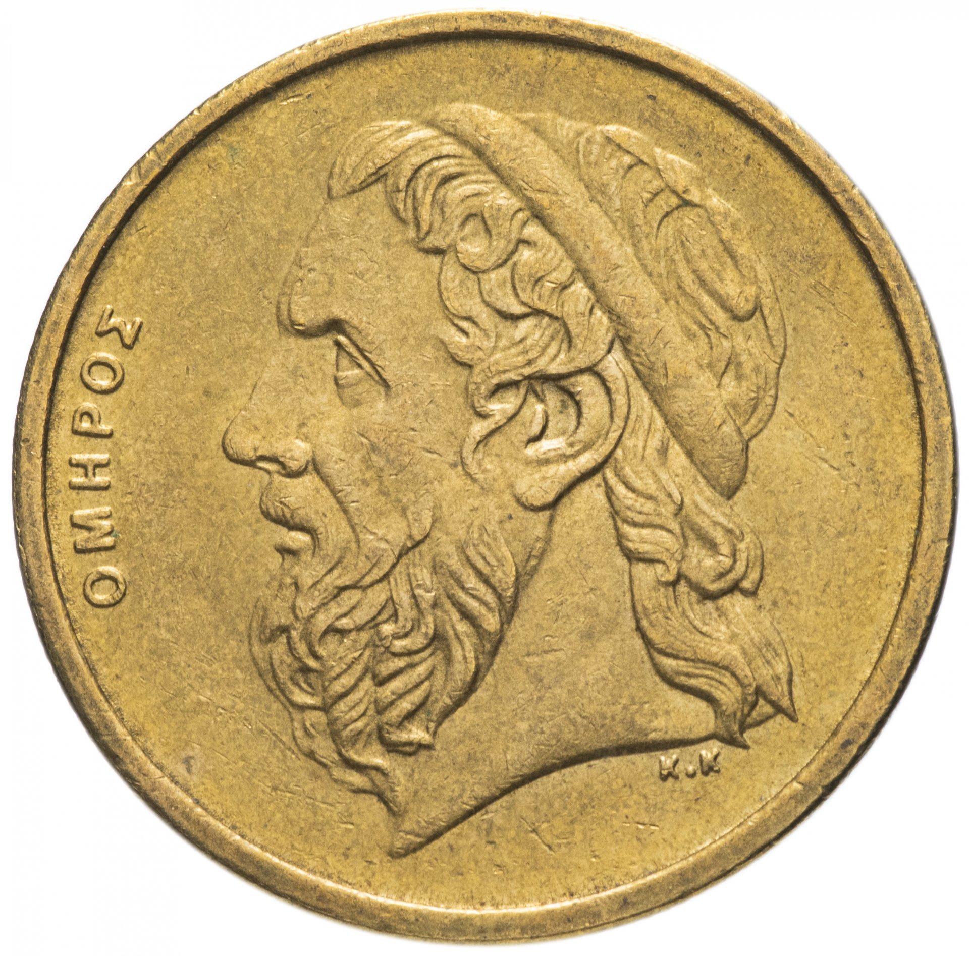 фото денег греции фигуры