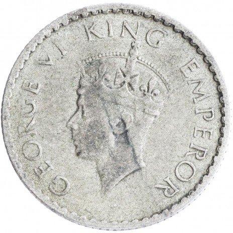 купить Индия 1/4 рупии 1940