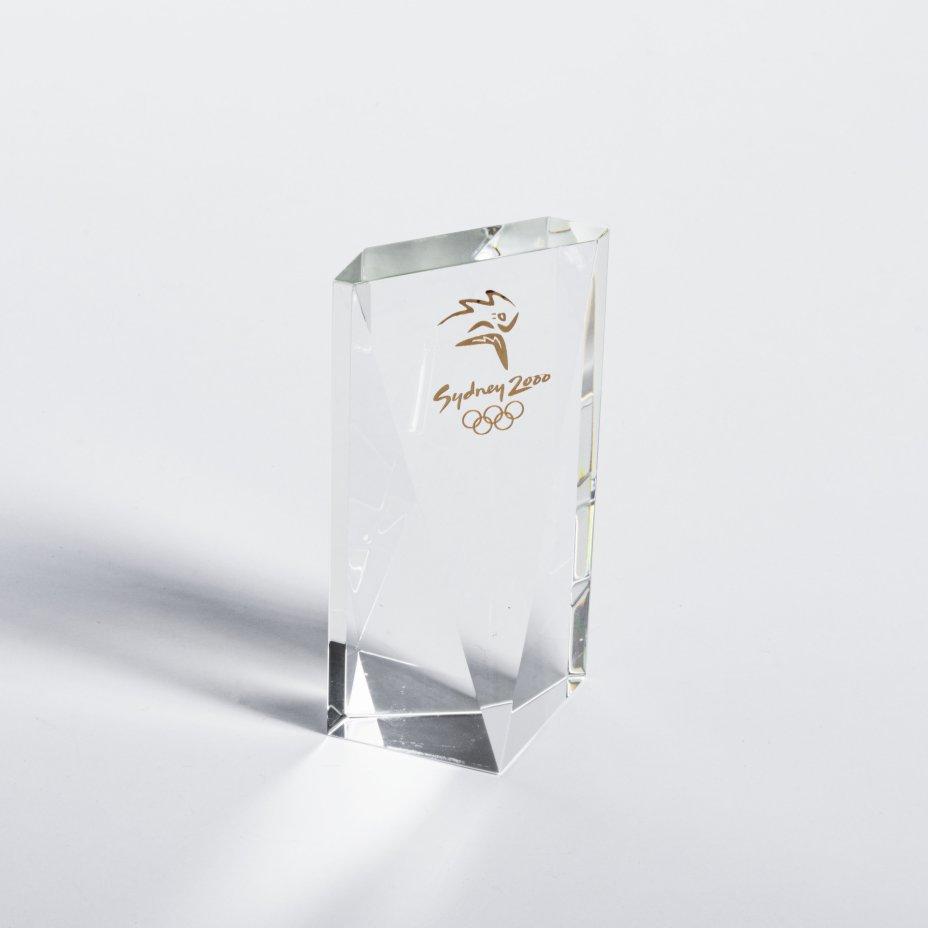 """купить Сувенир """"Олимпиада Сидней 2000"""", оргстекло, гравировка, Сидней, Австралия, 2000 г."""