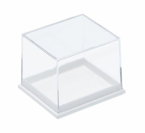 купить Бокс пластиковый для образцов белый 4,2х3,7х3,2