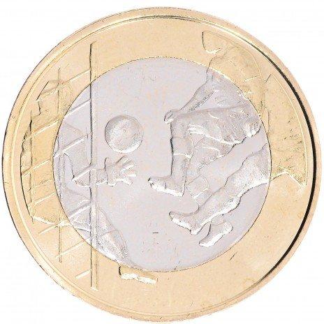 "купить Финляндия 5 евро 2016 ""Футбол"""