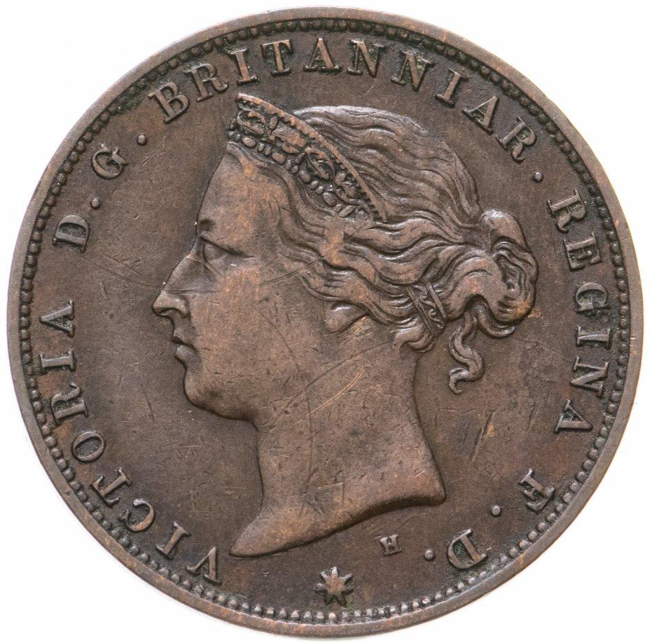 купить Джерси 1/24 шиллинга (shilling) 1877, Королева Виктория