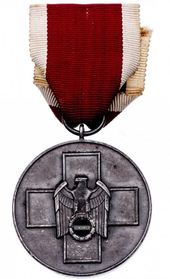 """купить Германия, медаль """"За заботу о немецком народе"""", Третий Рейх"""