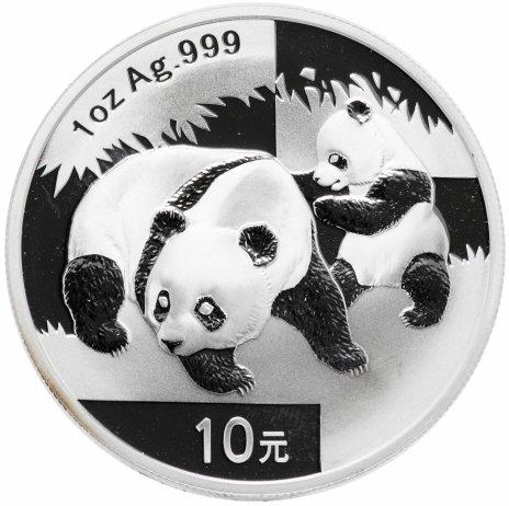 """купить Китай 10 юань 2008 """"Панда"""""""