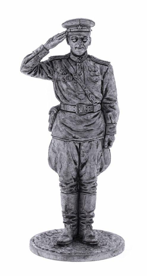 купить Оловянный солдатик, Гвардии капитан Красной Армии, Россия, 2021