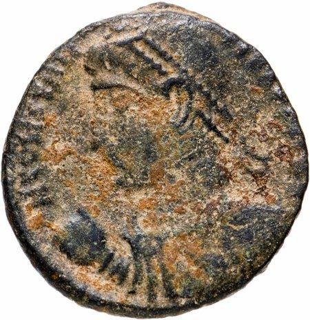 купить Римская империя, Констанций II, 337-361 годы, 1/2 майорина.