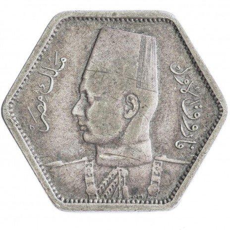 купить Египет 2 пиастра 1944