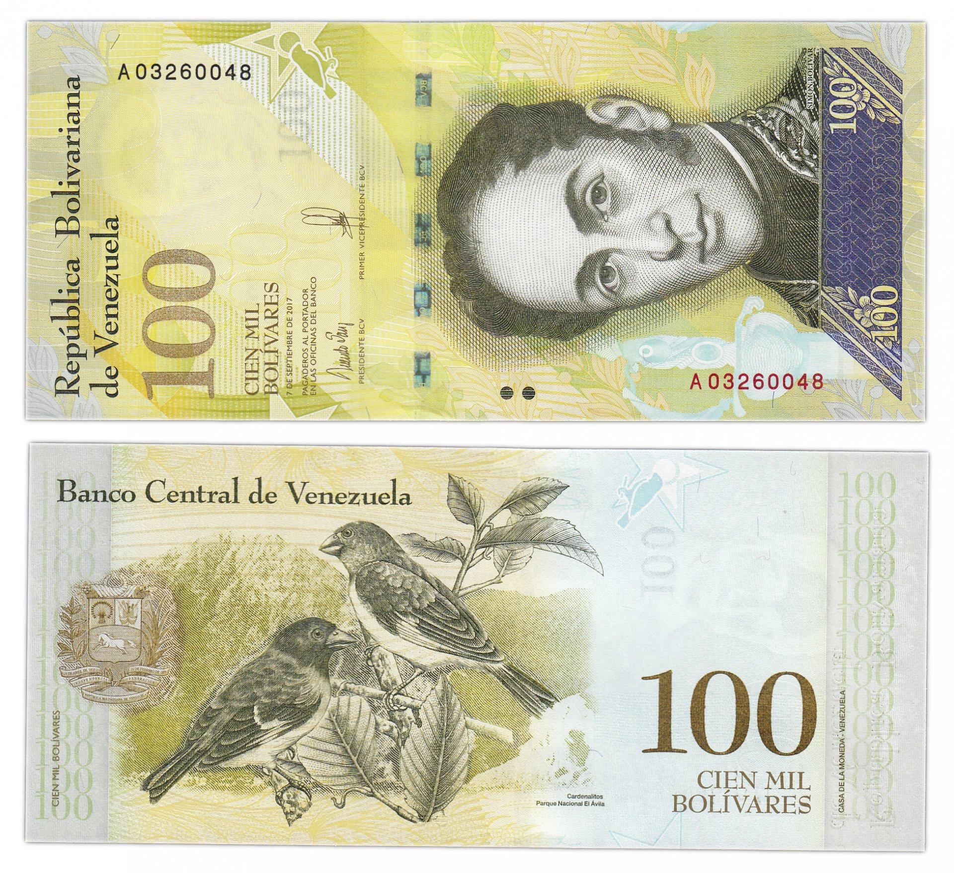 Продать боливары венесуэлы анкоми хобби